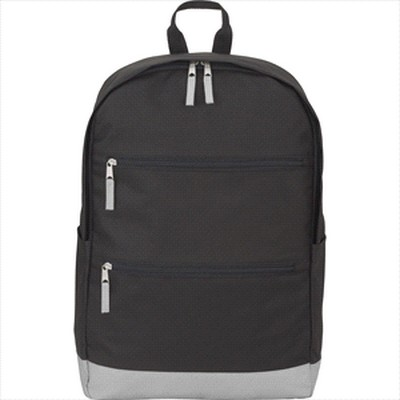Picture of Vertical Zip 15 inch Computer Backpack