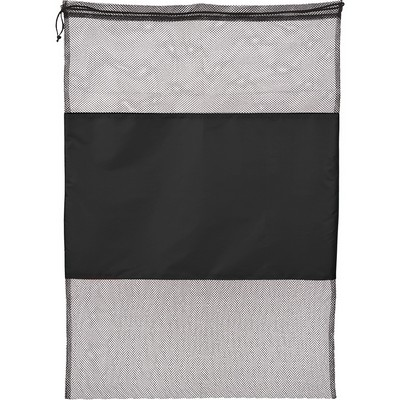 Picture of Mesh Laundry Cinch Bag