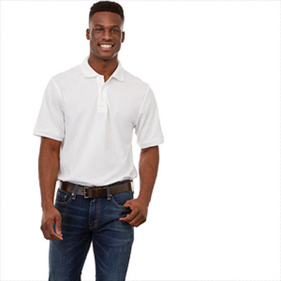 Picture of BELMONT Short Sleeve Polo - Mens