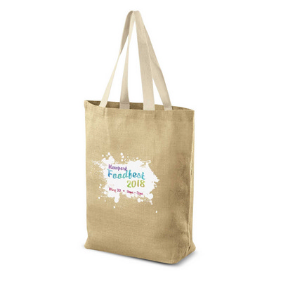 Picture of Thera Jute Tote Bag