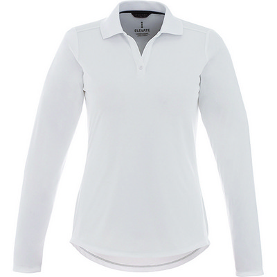 Picture of MORI Long Sleeve Polo - Womens
