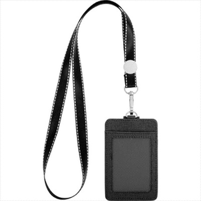 Picture of RFID Card holder with Lanyard