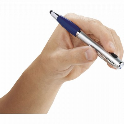 Picture of Nash Pen-Stylus and Light - Glamour