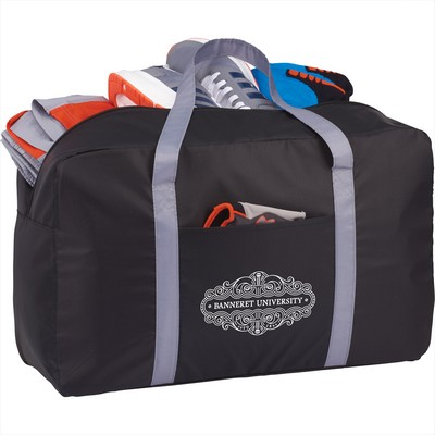 Picture of Cirrus Contrast Strap Duffel