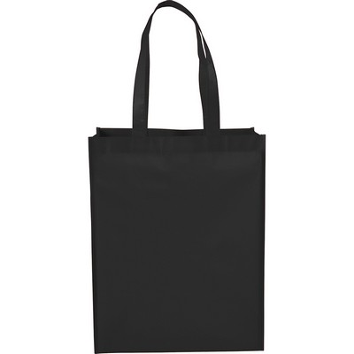 Picture of Mid-Size Laminated Shopper Tote