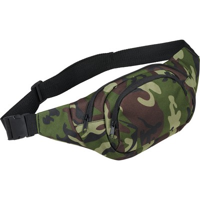 Picture of Camo Hunt Fanny Pack