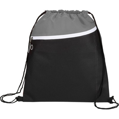 Picture of Slant Front Pocket Drawstring Sportspack