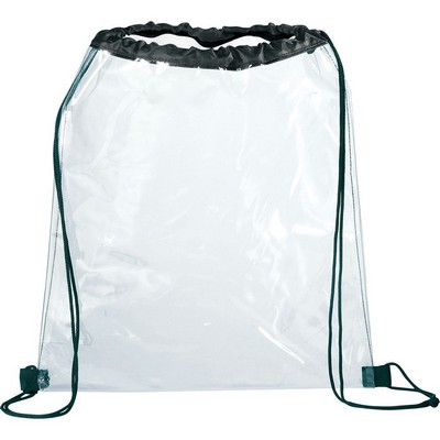 Picture of Rally Clear Drawstring Sportspack
