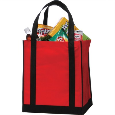 Picture of Apollo Non-Woven Grocery Tote