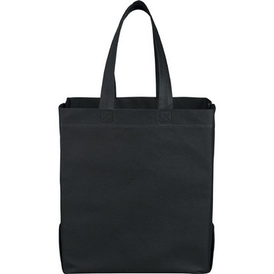 Picture of Liberty Heat Seal Non-Woven Grocery Tote
