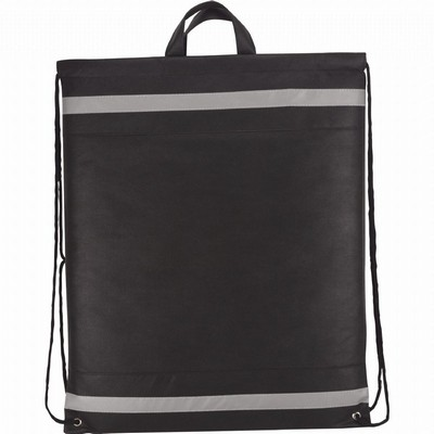 Picture of Eagle Non-Woven Drawstring Sportspack