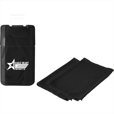 Picture of Cooling Towel in Plastic Case
