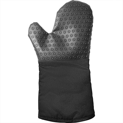 Picture of Silicone BBQ Grilling Mitt