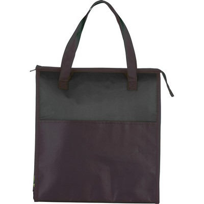 Picture of Matte Laminated Insulated Tote