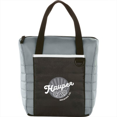 Picture of Quilted 12-Can Lunch Cooler