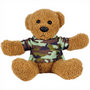 8 inch Plush Rag Bear with Shirt