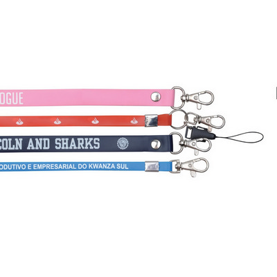 Picture of Full PVC Lanyard