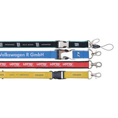 Picture of Detailed Woven Lanyard