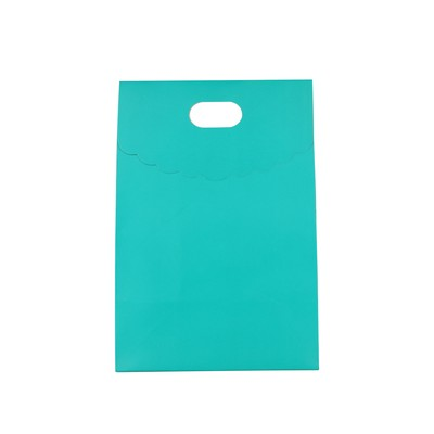 Picture of Die cut Handle Bag with Flap(150x220x100