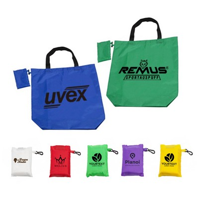 Picture of Foldaway Shopping Bag with Clip