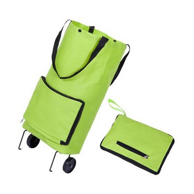 Picture of Collapsible Shopping Trolley Bag