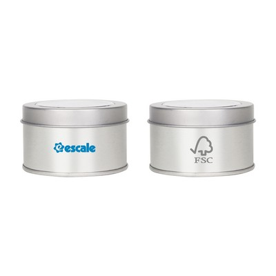 Picture of Small Tin Can with Foam Insert(65x40mm)