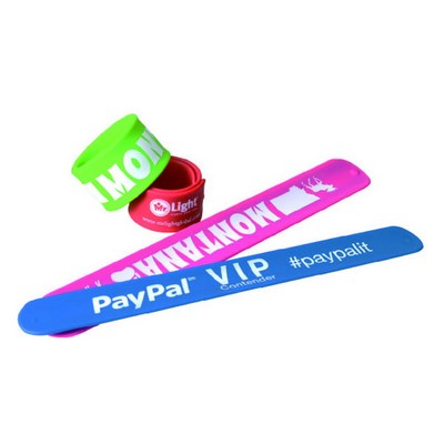Picture of Silicone Slap Band