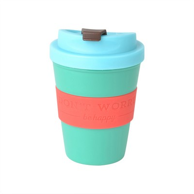 Picture of 350ml Large Glossy Matte Coffee Cup