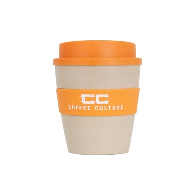 Picture of 250ml Natural rice husk fibre Coffee Cup