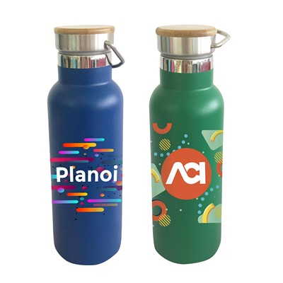 Picture of 500ml Double Wall Vacuum Bottle with Bam
