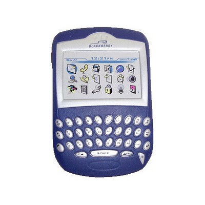 Picture of Blackberry Mobile Phone Shape Stress Rel
