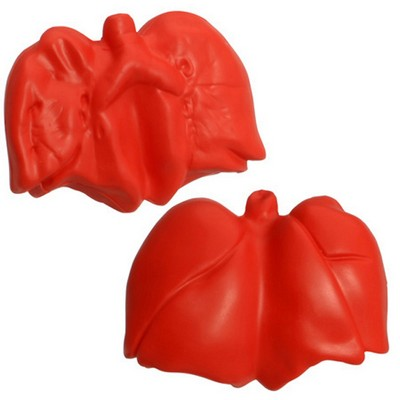 Picture of Lung Shape Stress Reliever