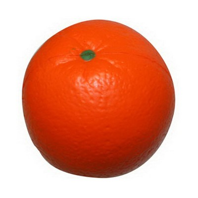 Picture of Orange Shape Stress Reliever