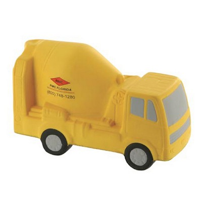 Picture of Cement Mixer Car Shape Stress Reliever