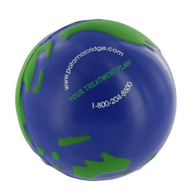 Picture of Earth  Shape Stress Reliever