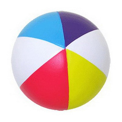 Picture of Colorfull Beach Ball Shape Stress Reliev