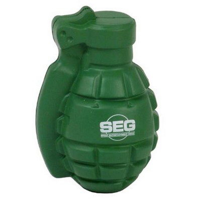 Picture of Grenade Shape Stress Reliever