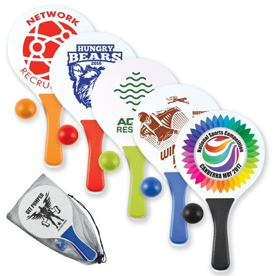 Picture of Action Paddle  Bat & Ball Set