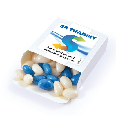 Picture of Corporate Colour Jelly Beans in 50 gram