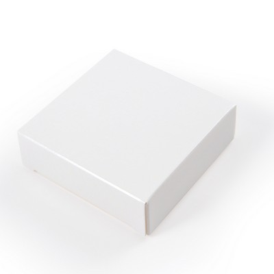 Picture of White Cardboard Box