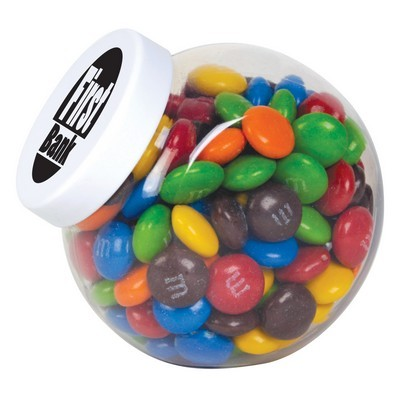 Picture of M&M s in Container