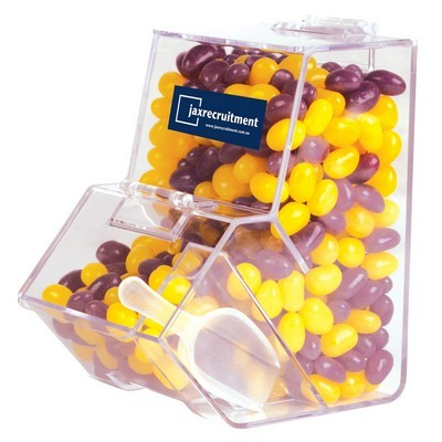 Picture of Corporate Colour Mini Jelly Beans in Dis