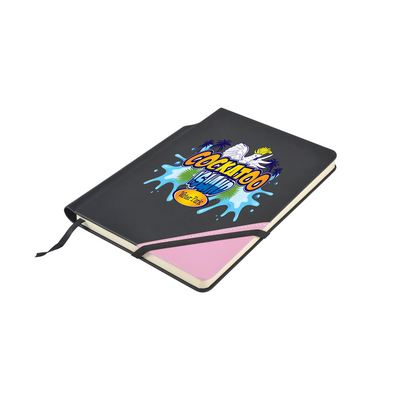 Picture of Argos A5 Notebook with Pen Holder in Spi