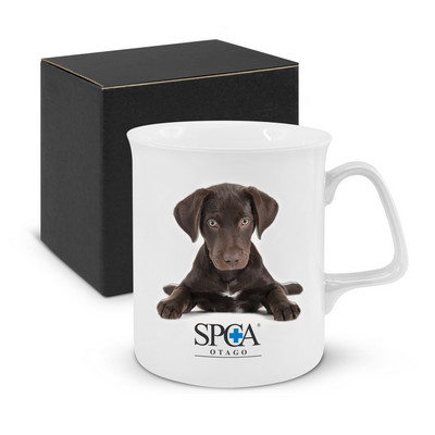 Picture of Chroma Bone China Coffee Mug