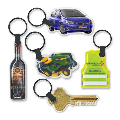 Picture of Star Flex Key Ring