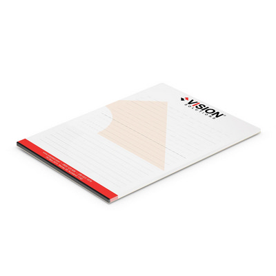 Picture of A6 Note Pad - 25 Leaves