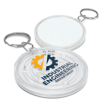 Picture of Puzzle Key Ring