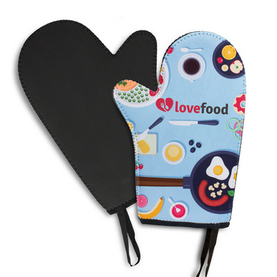 Picture of Neoprene Oven Mitt
