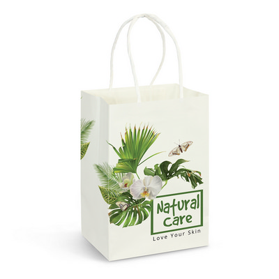 Picture of Small Paper Carry Bag - Full Colour