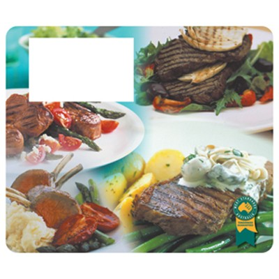 Picture of Business Card Mouse Pad